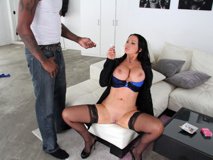 Bigtits pornstar Nikki Benz from..