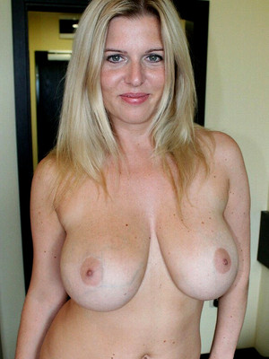 Busty blonde milf doing sensual Bj and..