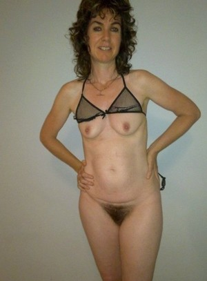 Mature women homebodies posing,..