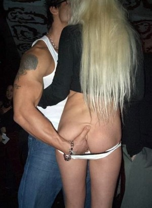 Cheating porn photo with mature women