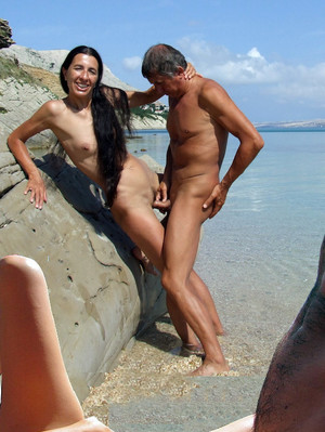 Amateur sex pictures from nudist beaches