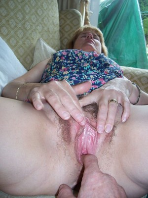 Granny dawn. I know you like hairy cunt