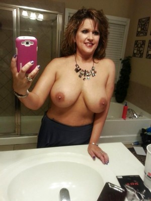 Big tits mature ex-girlfriends show..