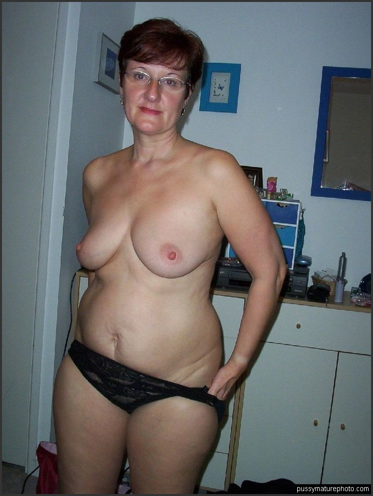 My wife mature naked 10