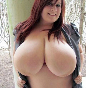 Real hot compilation of huge melons,..