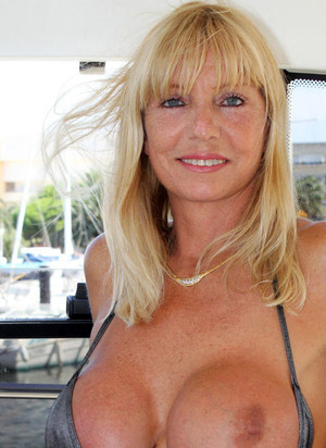 French mature pornstar Colette Sigma..