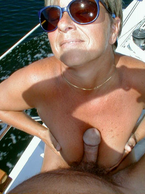 Hot mature sex at vacation, private..