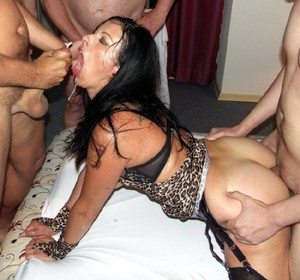 Husband licking pussy of his wife..