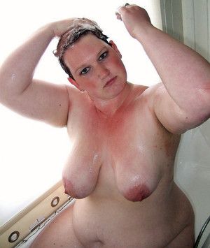 Naked women and wives in the shower,..