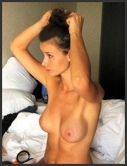 Nackt schlanke milf Schlanke Oma