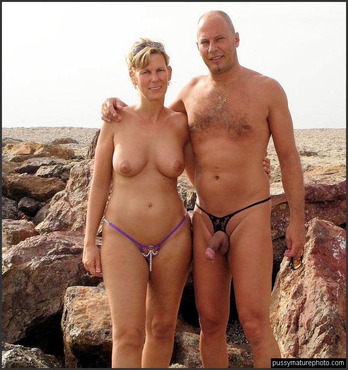 Swingersex Am Strand