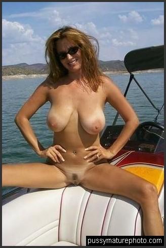 Mature big tits at beach pics Mothers Nudists Big Tits Beach